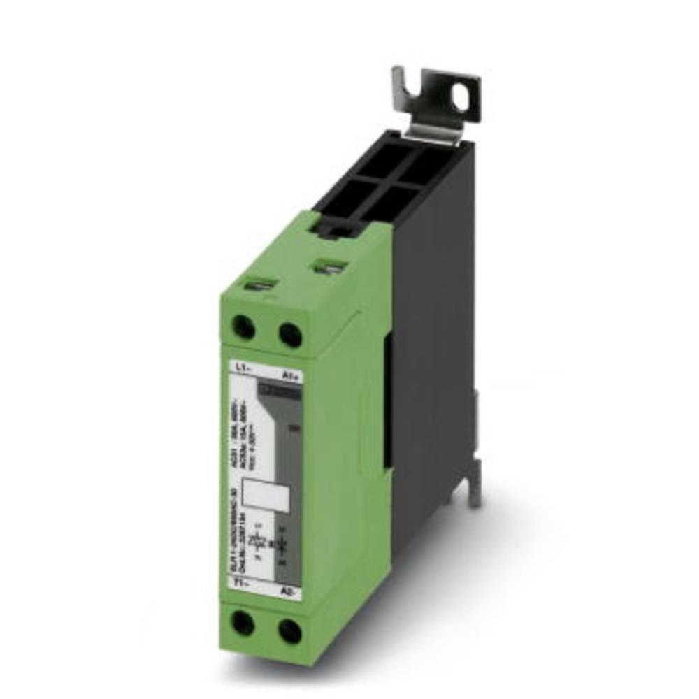 Halvlederkontaktor 1 stk ELR 1- 24DC/600AC-30 Phoenix Contact 30 A