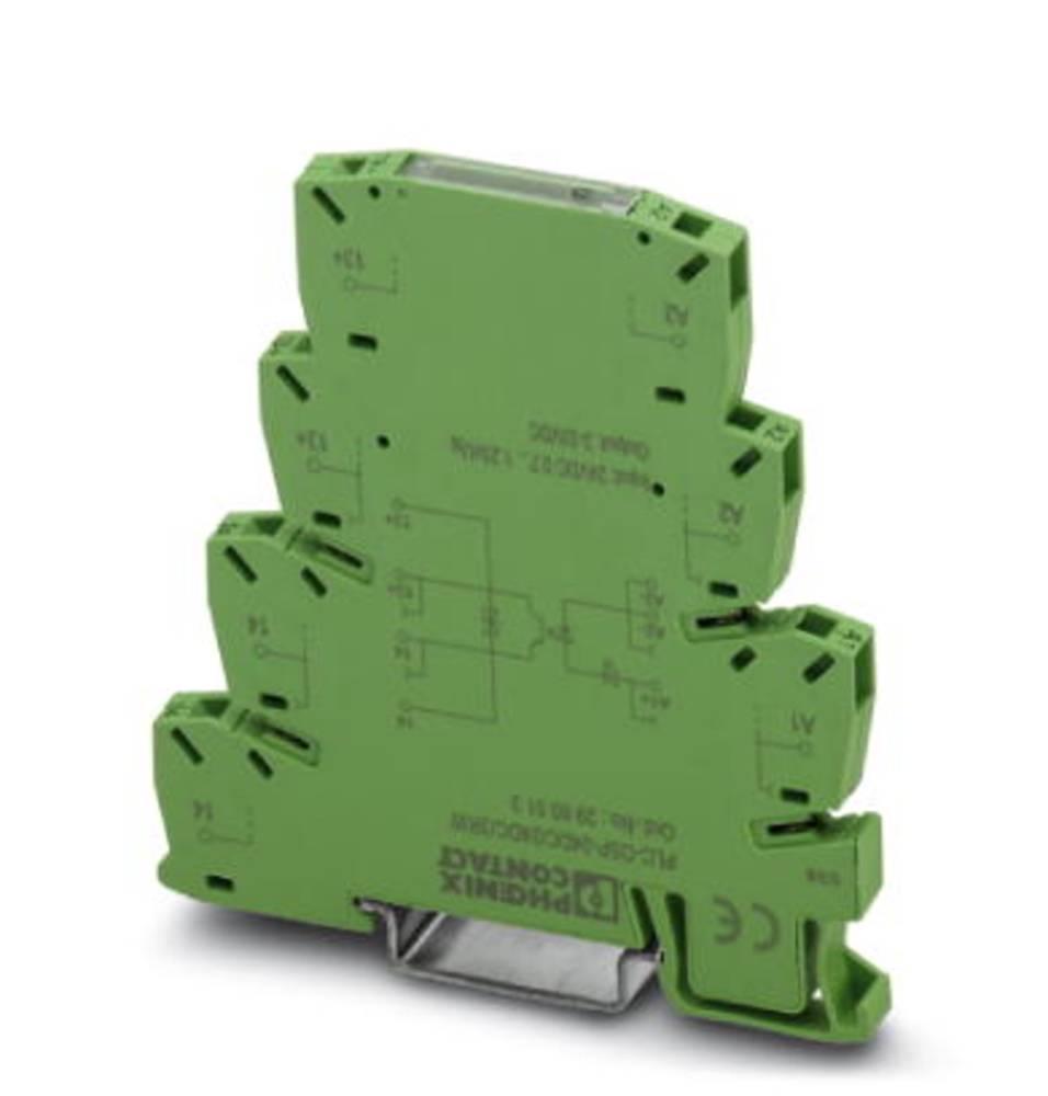 Halvlederrelæ 10 stk Phoenix Contact PLC-OPT- 24DC/ 24DC/3RW Last-Strøm (maks.): 3 A Koblingsspænding (max.): 33 V/DC