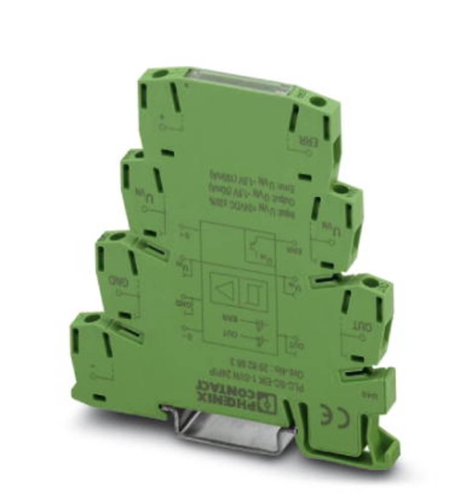 Polprevodniški rele 10 kosov Phoenix Contact PLC-SC-EIK 1-SVN 24P/P obremenilni tok (maks.): 50 mA