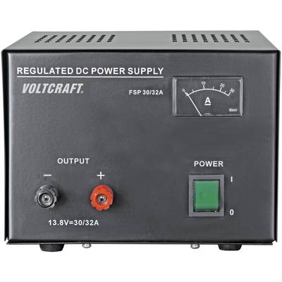VOLTCRAFT FSP-11320 Bench PSU (fixed voltage) 13.8 Vdc 20 A 280 W No. of outputs 1 x