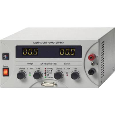 EA Elektro Automatik EA-PS 3016-10B Bench PSU (adjustable voltage) 0 - 16 V DC 0 - 10 A 160 W No. of outputs 1 x