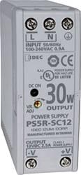 Strømforsyning til DIN-skinne (DIN-rail) Idec PS5R-SC12 13.2 V/DC 2.5 A 30 W 1 x