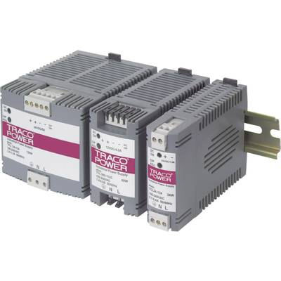 TracoPower TCL 120-112 Rail mounted PSU (DIN) 12 Vdc 8 A 120 W 1 x