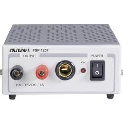 Laboratoriestrømforsyning, fast spænding VOLTCRAFT FSP 1207 11 - 15 V/DC 7 A 105 W Antal udgange 1 x
