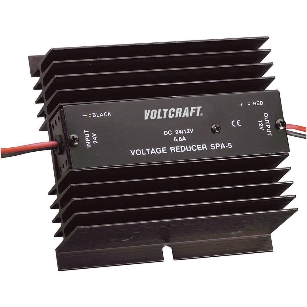 DC/DC-pretvornik za vozila VOLTCRAFT SPA-5 12 V/DC/8 A
