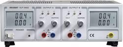 Laboratoriestrømforsyning, indstillelig VOLTCRAFT VLP 2403 0 - 40 V/DC 0 - 3 A 240 W Antal udgange 2 x