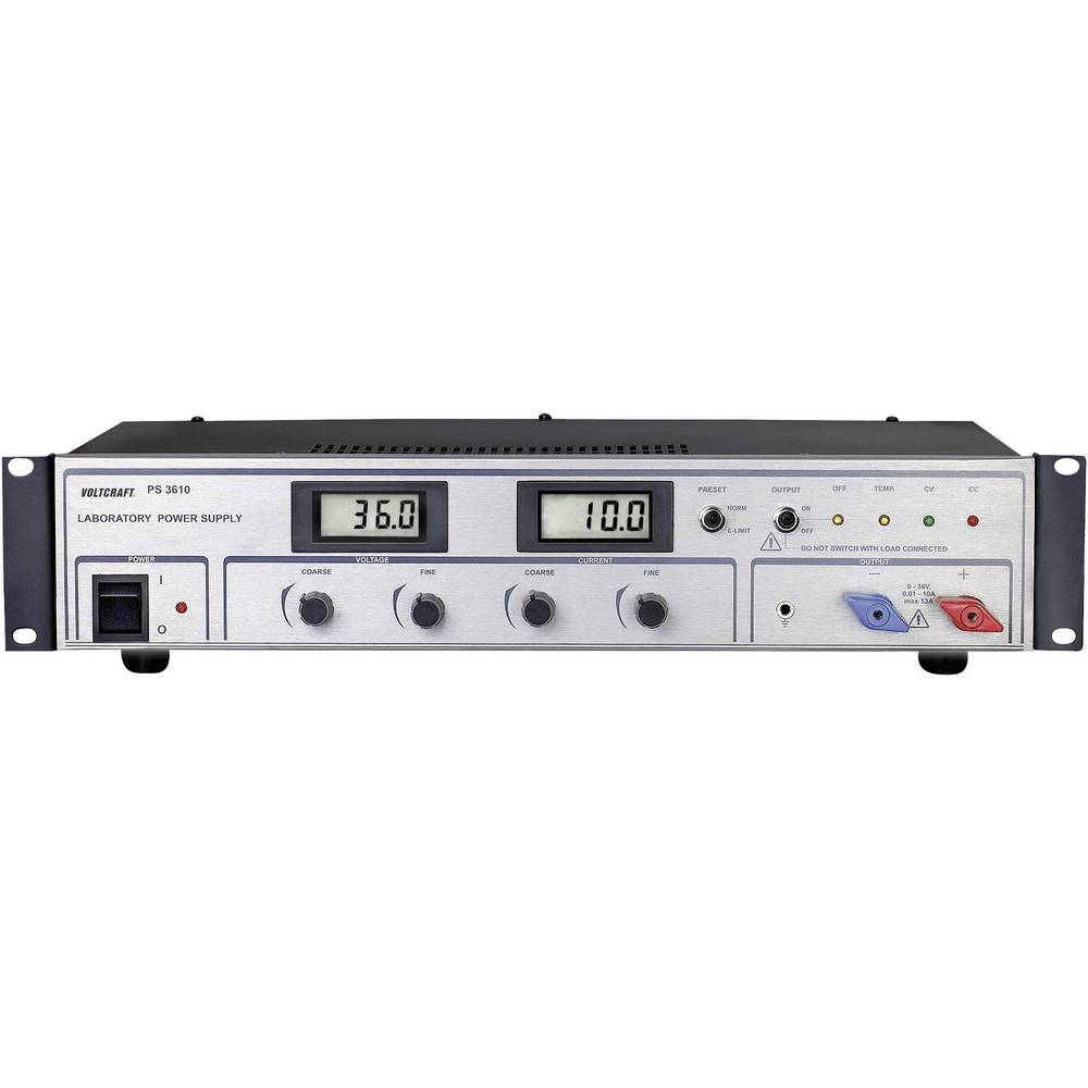 Voltcraft Ps 3610 Linear Rack Mount Programmable Power Supply 0 36 Help With Wiring Up A Iec320 C14 Socket Electronics Forum Circuits Vdc