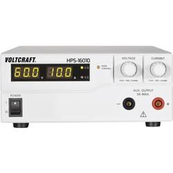 Laboratoriestrømforsyning, indstillelig VOLTCRAFT HPS-16010 1 - 60 V/DC 0 - 10 A 600 W Remote Antal udgange 1 x