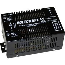 DC/DC-bilomformer VOLTCRAFT 12/10 24 V/DC/10 A