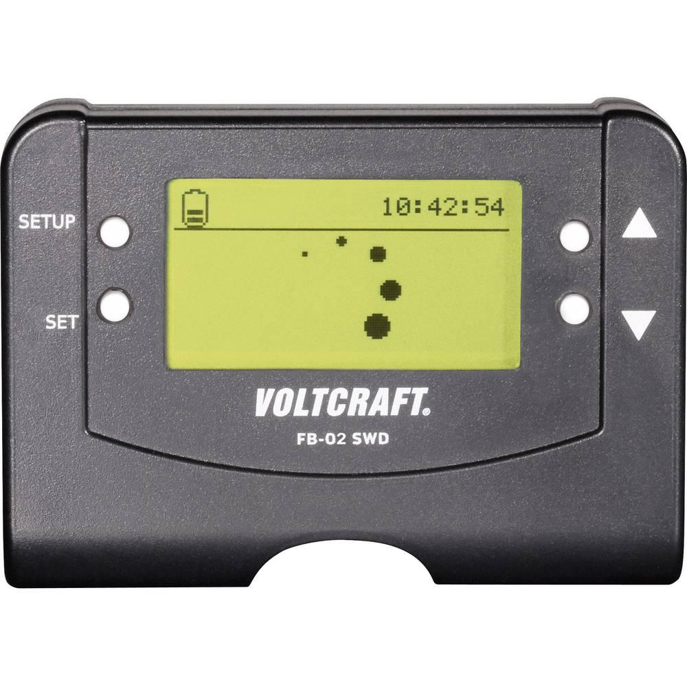 VOLTCRAFT FB-02 SWD daljinski upravldač s kablom mit LCD za izmjenjivač VOLTCRAFT® SWD serija