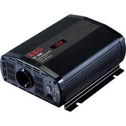 Razsmernik AEG ST 500 500 W 12 V/DC 12 V/DC (10.5 - 12.0 V/DC) vklj. daljinski upravljalnik, vijačne objemke, varnostna vtičnica