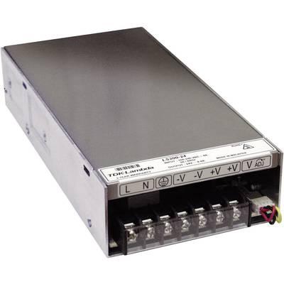 TDK-Lambda LS-200-3.3 – 200W AC-DC Enclosed Power Supply 3.3V DC 40A