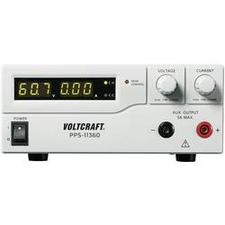 Laboratoriestrømforsyning, indstillelig VOLTCRAFT PPS-11360 1 - 36 V/DC 0 - 5 A 180 W USB, Remote programmerbar Antal udgange 2
