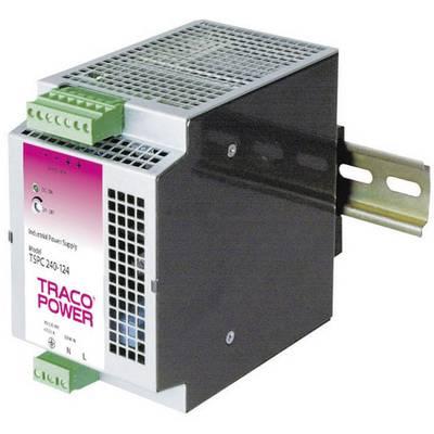 TracoPower TSPC 480-124 Rail mounted PSU (DIN) 24 V DC 20 A 480 W 1 x