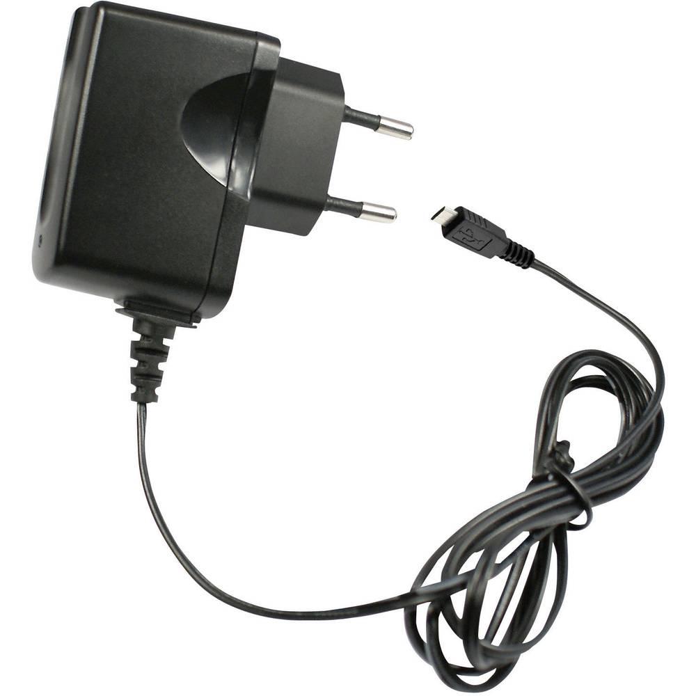 Punjač s USB priključkom HN Power HNP06-MicroUSB-C izlazna struja (maks.) 1200 mA 1 x Micro-USB