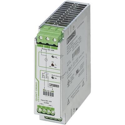 Phoenix Contact 2320186 Rail mounted redundancy (DIN) 40 A No. of outputs: 1 x