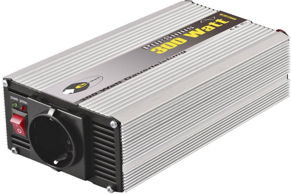 Inverter e-ast CLS 300-12 300 W 12 V/DC 12 V/DC (11-15 V) Skrueklemmer