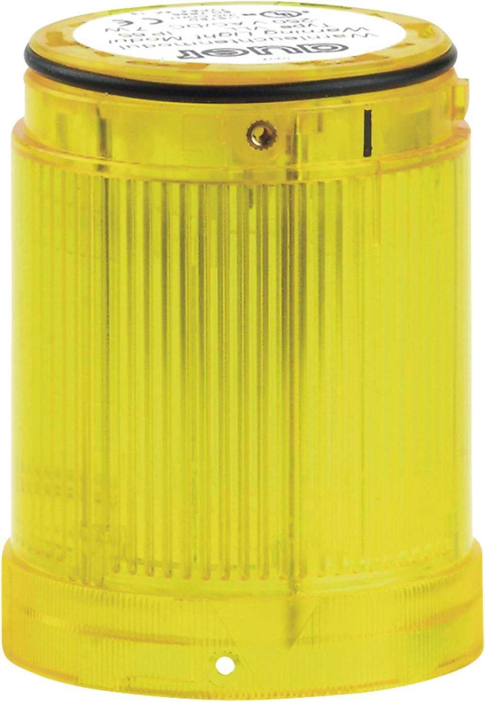 Signalni svetlobni modul LED Auer Signalgeräte VFF rumena bliskavica 230 V/AC