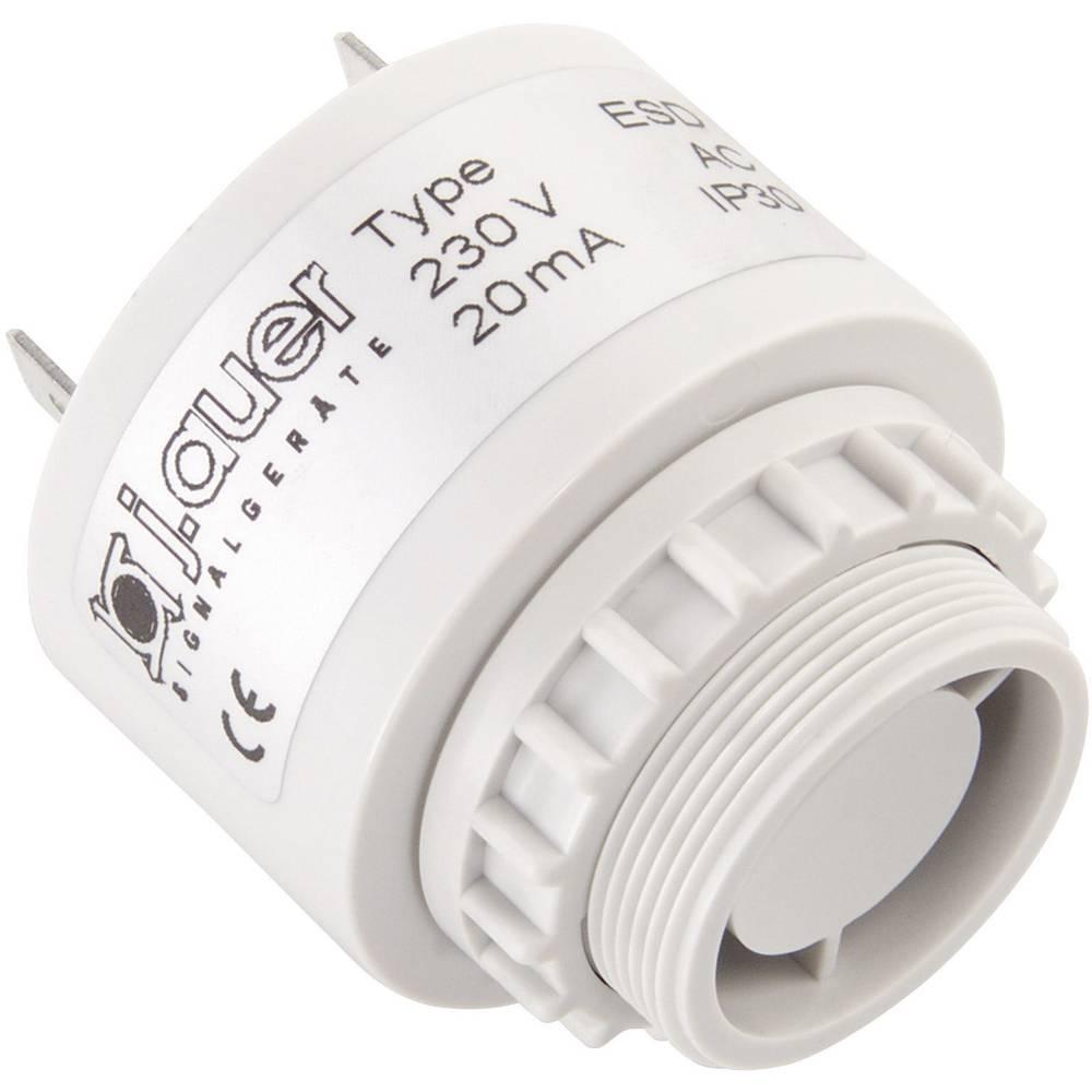 Signalni brenčač Auer Signalgeräte ESD neprekinjen ton 230 V/AC 90 dB