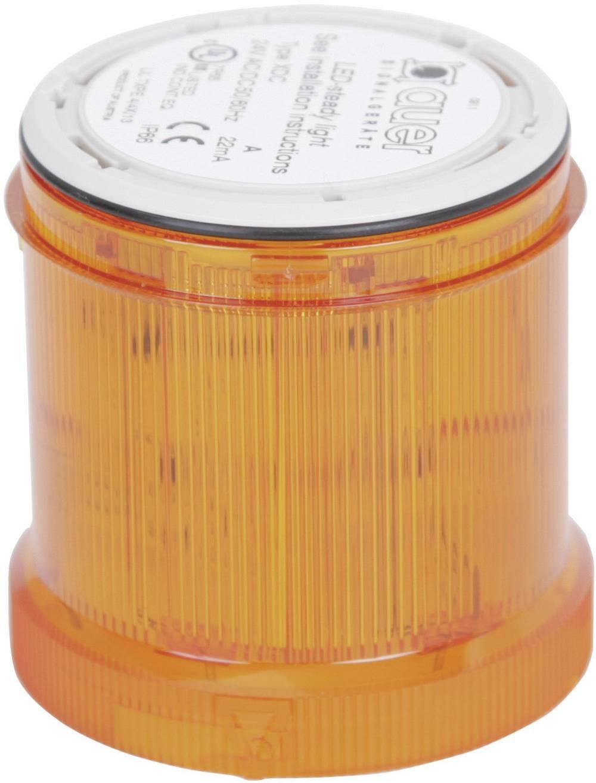 Signalni svetlobni modul Auer Signalgeräte XLL oranžna neprekinjena luč 12 V/DC, 12 V/AC, 24 V/DC, 24 V/AC, 48 V/DC, 48 V/AC, 11