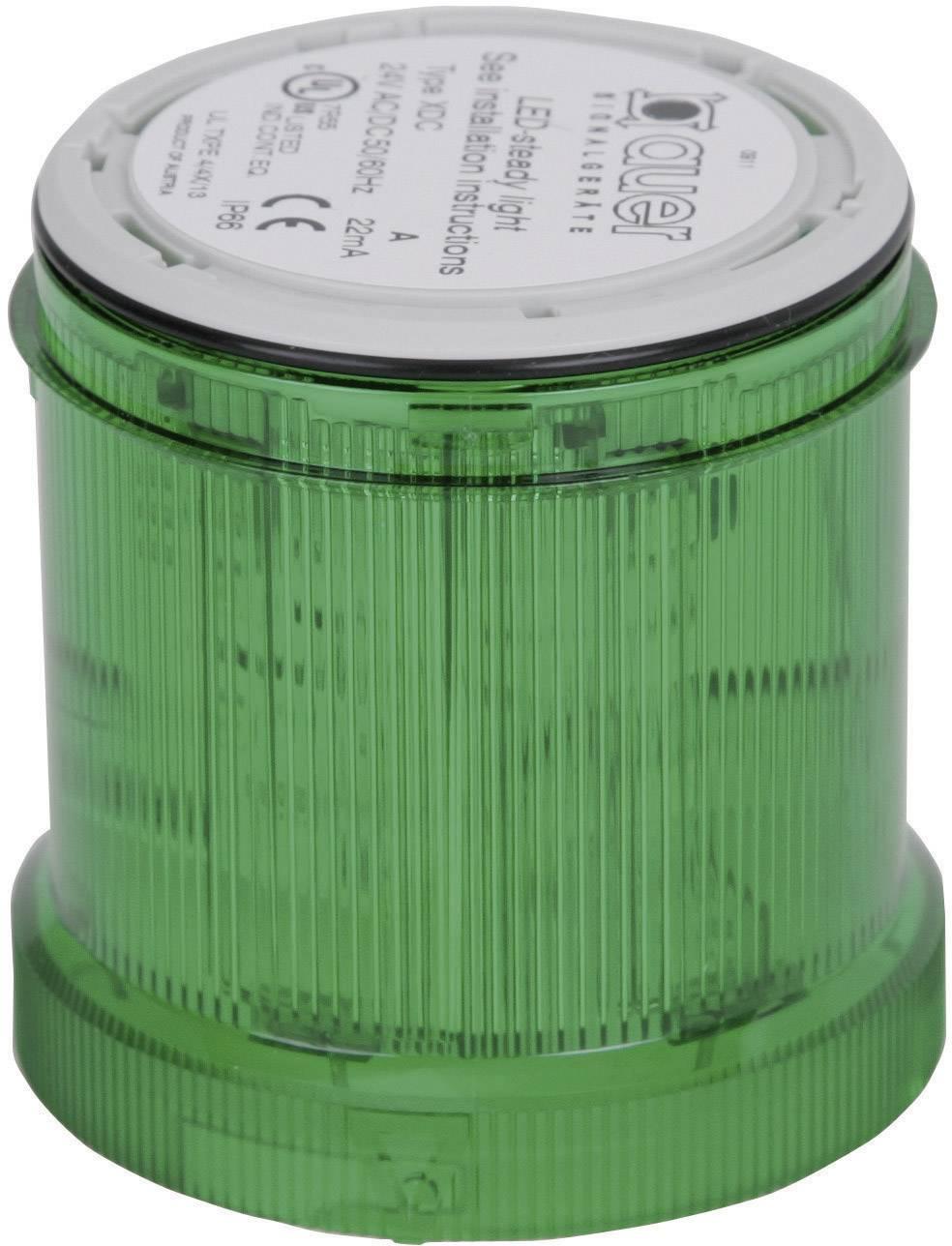Auer VLL Green Steady Stack Light 250 V AC//DC