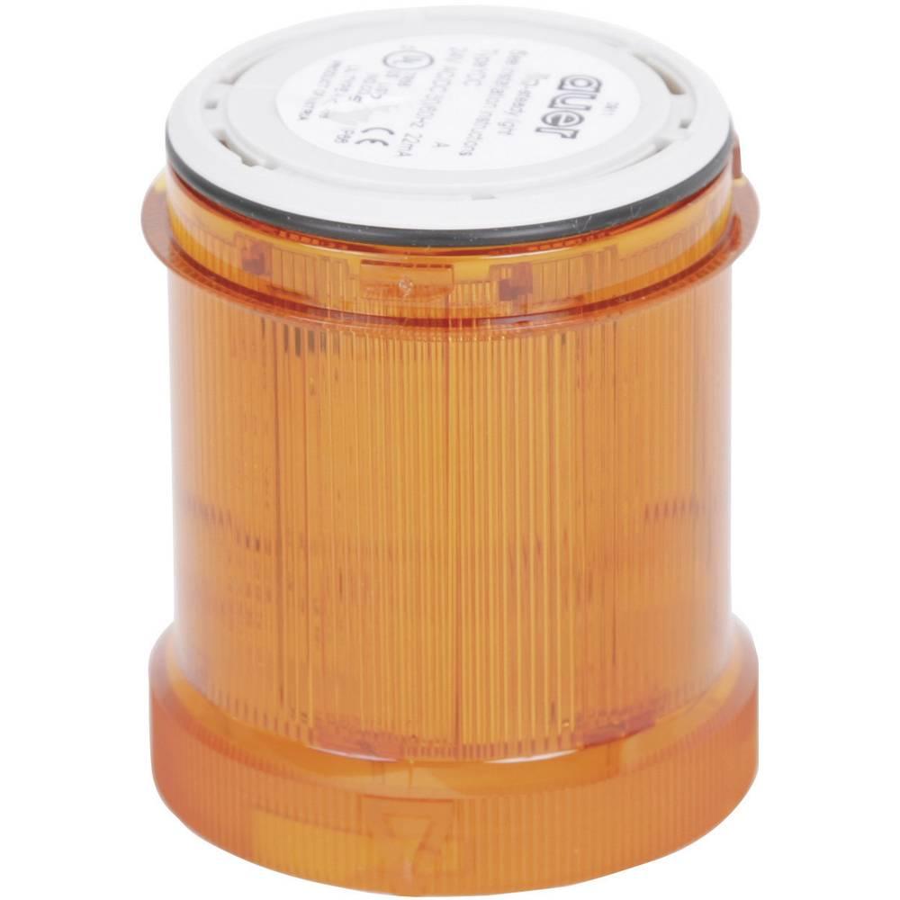 Signalni svetlobni modul Auer Signalgeräte YDC oranžna neprekinjena luč 24 V/DC, 24 V/AC