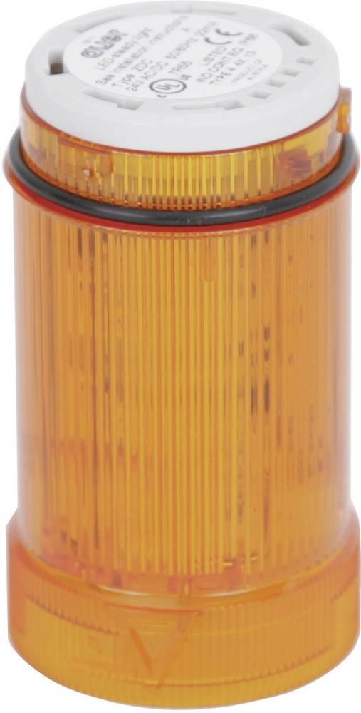 Signalni svetlobni modul Auer Signalgeräte ZLL oranžna neprekinjena luč 12 V/DC, 12 V/AC, 24 V/DC, 24 V/AC, 48 V/DC, 48 V/AC, 11
