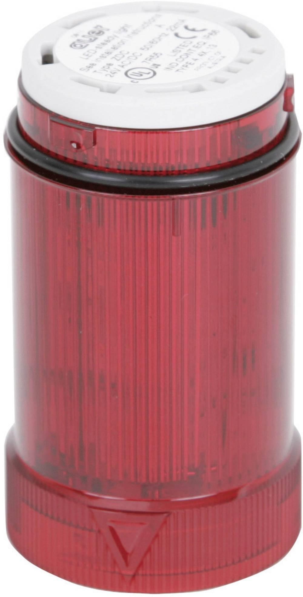 Signalni svetlobni modul Auer Signalgeräte ZDC rdeča neprekinjena luč 230 V/AC