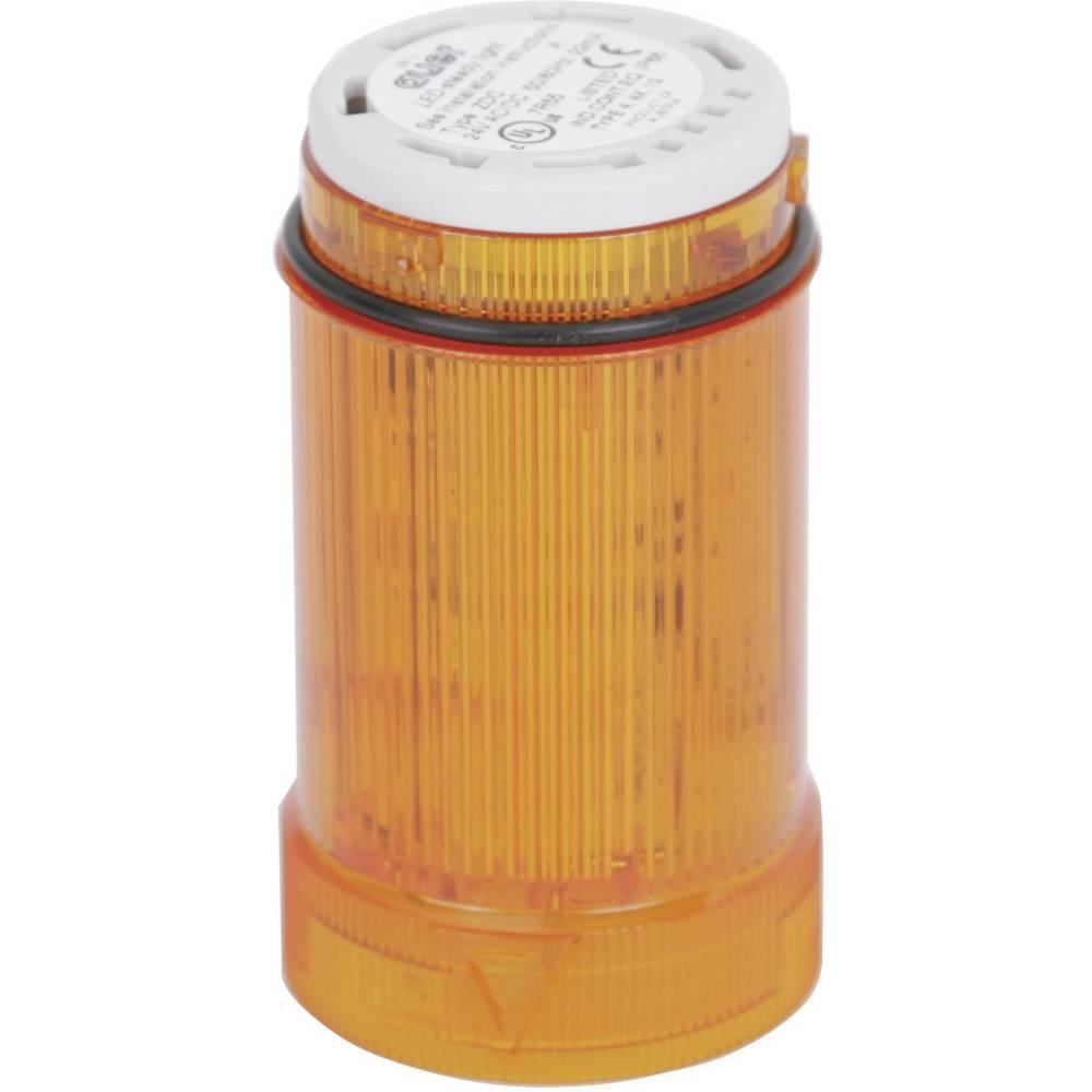 Signalni svetlobni modul Auer Signalgeräte ZFF oranžna 24 V/DC, 24 V/AC