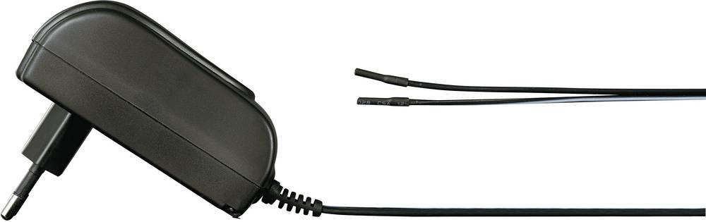Vtični napajalnik, s stalno napetostjo VOLTCRAFT SNG 12/1500-OW 12 V/DC 1500 mA 18 W