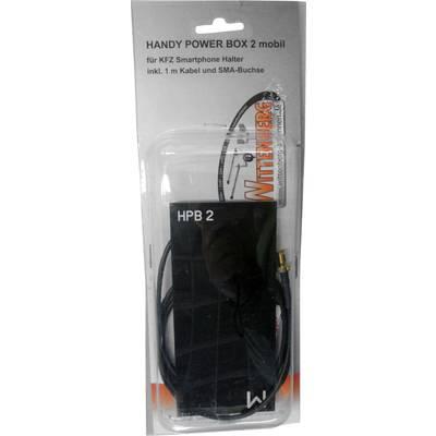 Wittenberg Antennen Signal booster Handy Power Box 2 FME plug