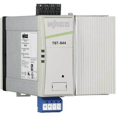 WAGO EPSITRON® PRO POWER 787-844 Rail mounted PSU (DIN) 24 V DC 40 A 960 W 1 x