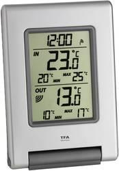 Termometer TFA EASY BASE Silver