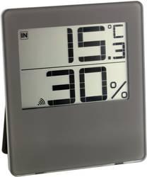 Trådlös termo-/hygrometer TFA CHILLY Brun