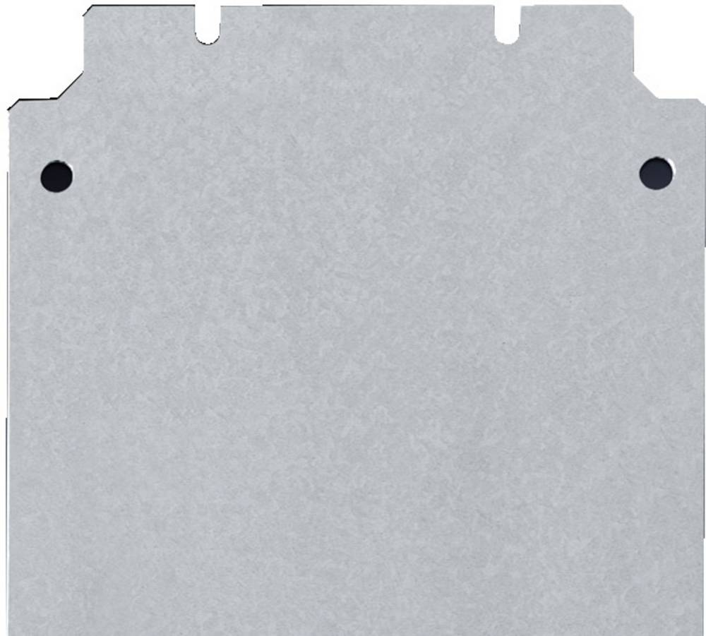 Monteringsplade Rittal KL 1571.700 (B x H) 400 mm x 400 mm Stålplade 1 stk