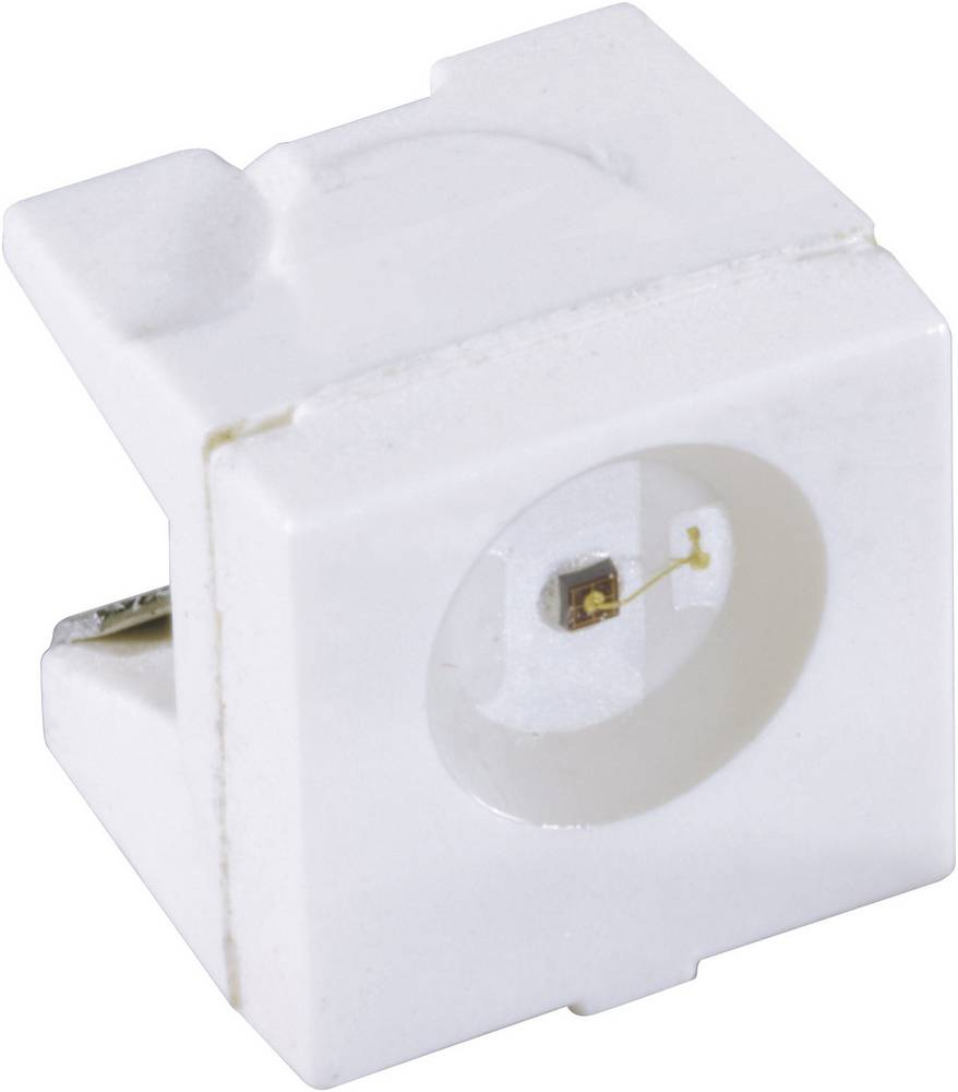 SMD-LED posebna oblika, zelena 3.55 mcd 120 ° 2 mA 1.8 V OSRAM LG A67K