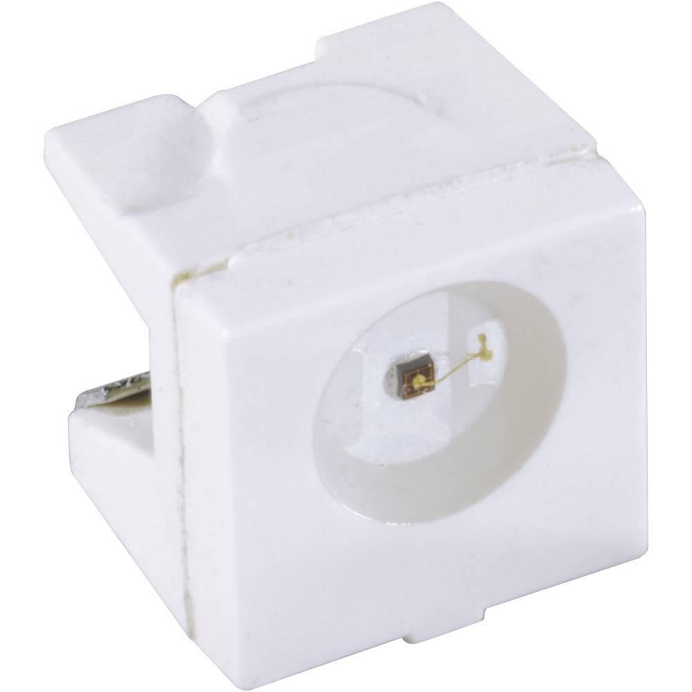 SMD-LED posebna oblika, zelena 45 mcd 120 ° 20 mA 2 V OSRAM LG A676