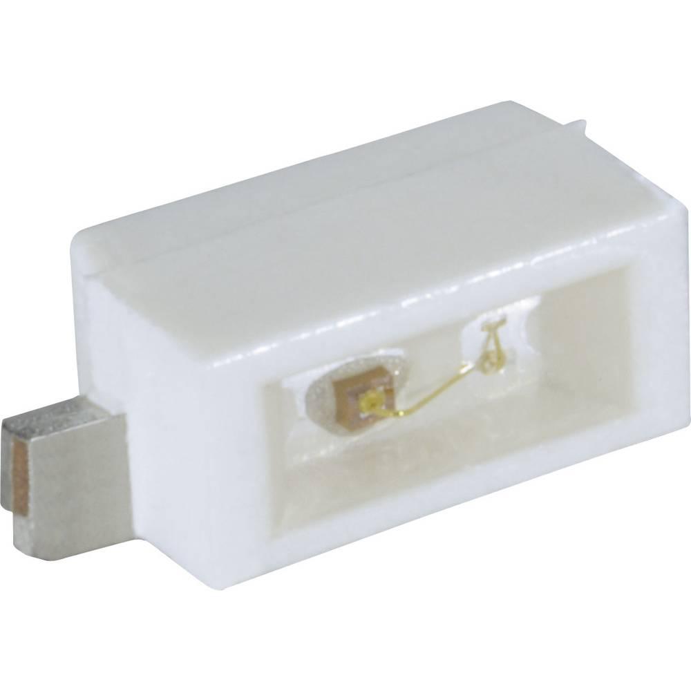 SMD-LED posebna oblika, super rdeča 56 mcd 120 ° 20 mA 2 V OSRAM LS Y876