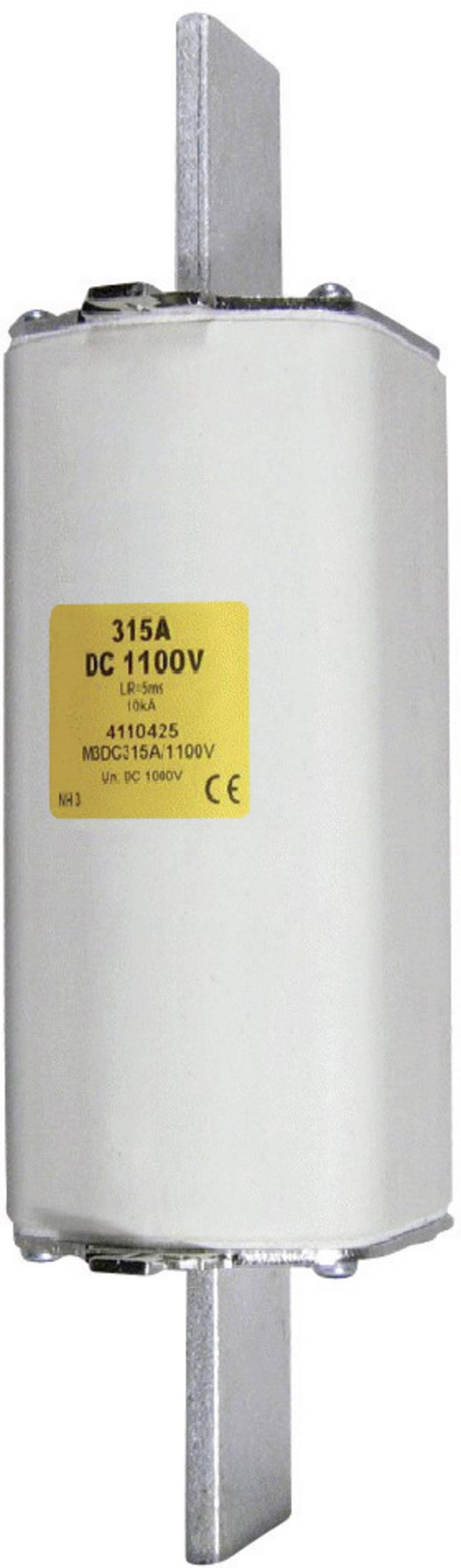 NH-sikring Sikringsstørrelse = 1C 160 A 1100 V/DC ESKA NH 1C 1100V DC 160A