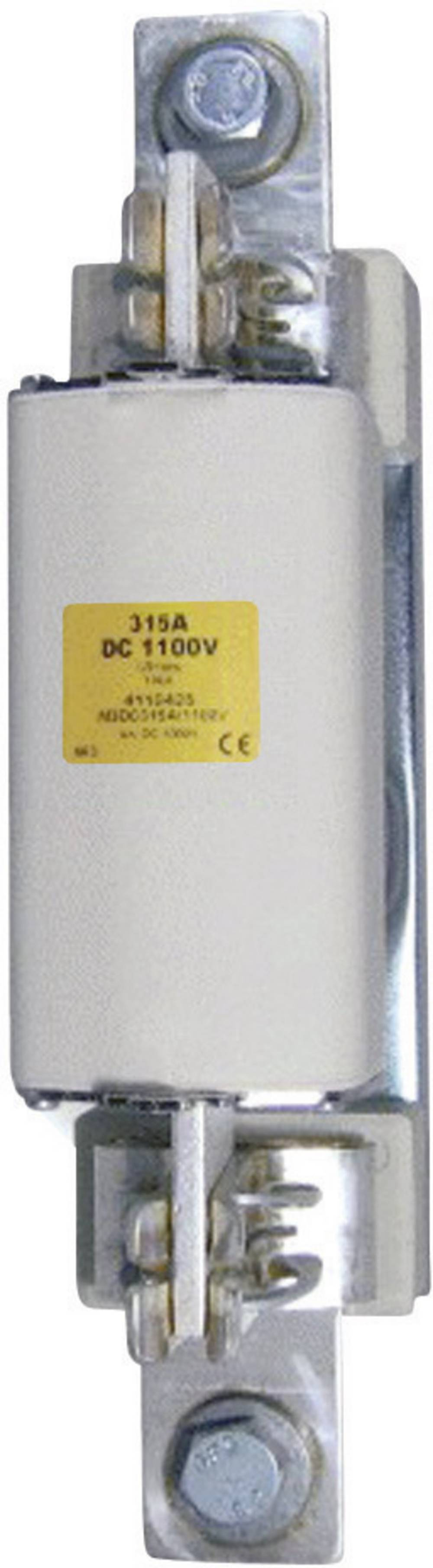 NH-sikringsholder Med mekanisk sicherungsanzeige 1-polet 250 A ESKA U1-1/1200/H/K 250A