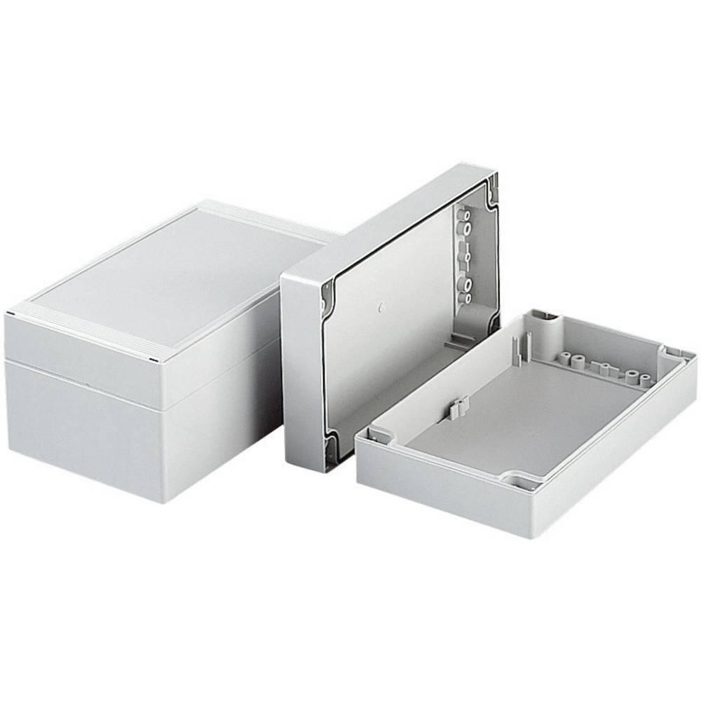Universalkabinet 80 x 80 x 60 ABS Lysegrå (RAL 7035) OKW ROBUST C2008081 1 stk