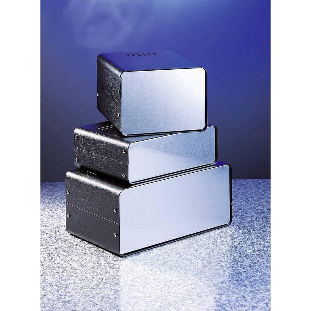 Universalkabinet 250 x 200 x 150 Stål, Aluminium Sort GSS10 1 stk