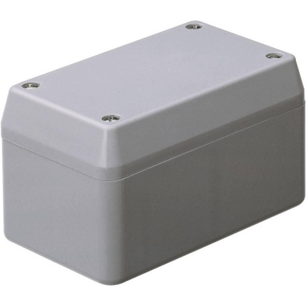 WeroPlast kućište C-Box Udarnootporan polistiren (DxŠxV) 220x 125 x 110 mm siva