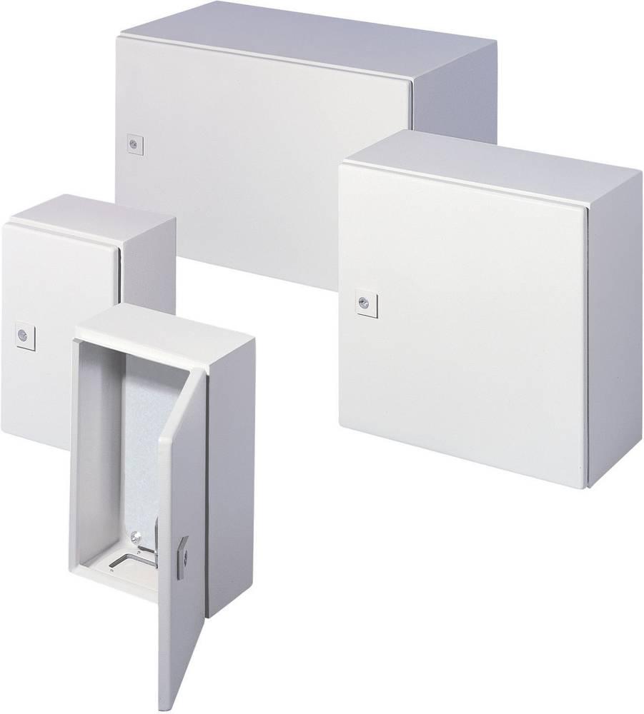 Rittal AE 1076.500-Kompaktni prekidački ormar, čelični lim, sivo-bijeli (RAL 7035), 600x760x210mm
