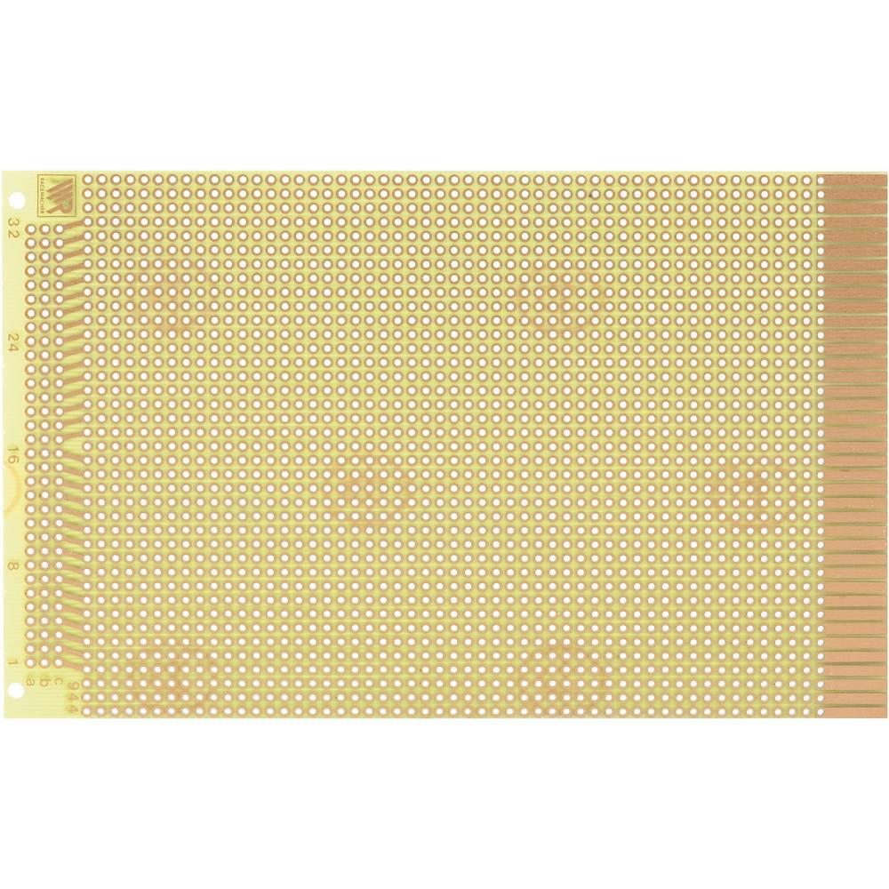Laboratorijska plošča, potreben dvostranski neposredni vtič, raster 2,54 mm C-944-EP WR Rademacher