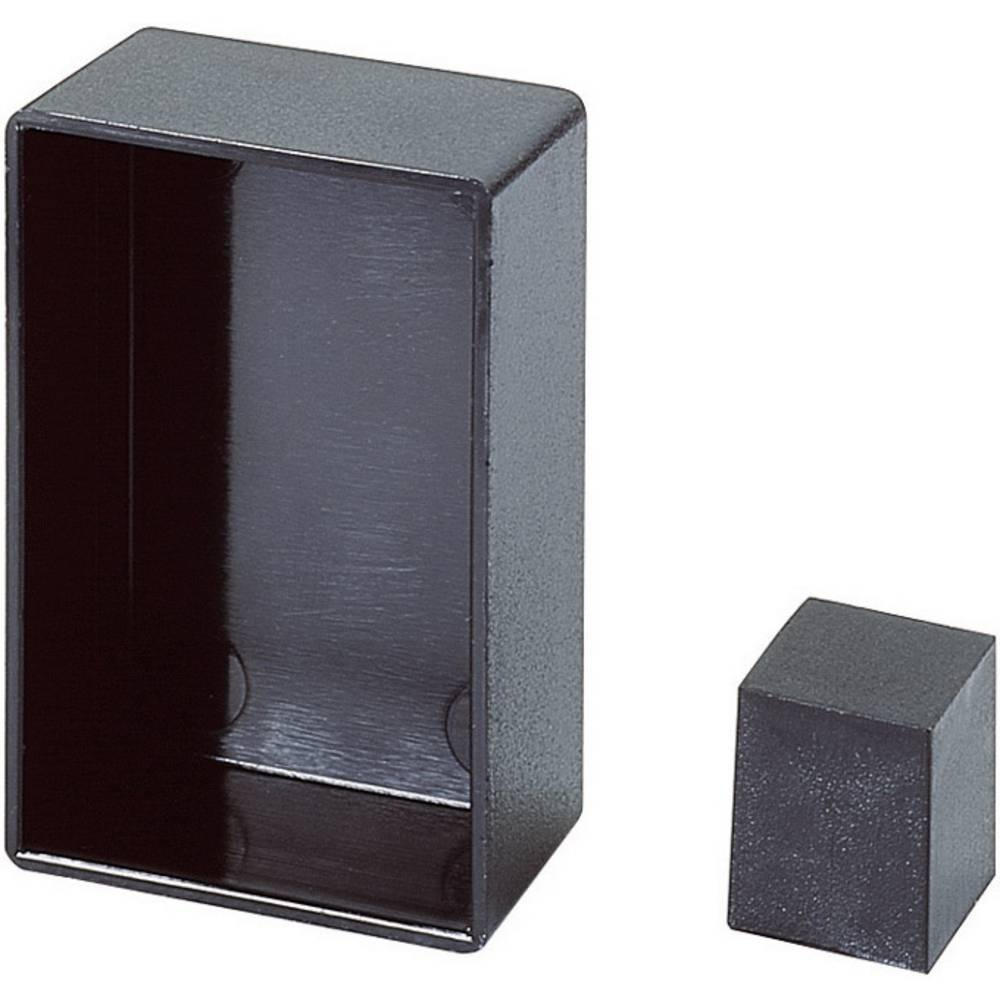 OKW Modul prazno kućište ABS (DxŠxV) 25 x 15 x 25 mm crna