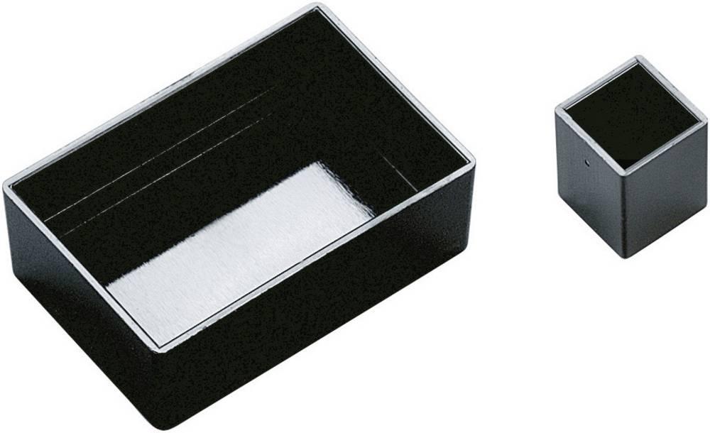 OKW Prazno kućište za modul ABS (DxŠxV) 25 x 25 x 15 mm crna