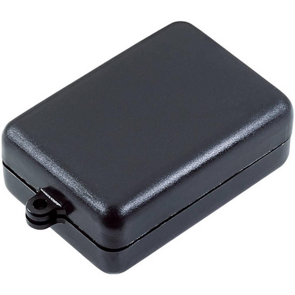 Strapubox Mini-Modul-kućište(DxŠ xV) 54 x 37 x 21 mm, crna 2043 OW