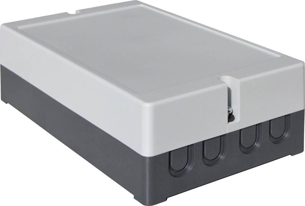 Kabinet til montering på væggen Axxatronic CO 10 190 x 115 x 60 Polystyren 1 stk