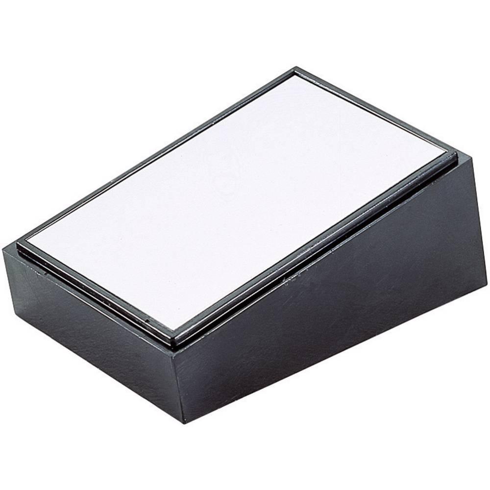 Pult-kabinet TEKO PULT 102 109 x 70 x 50 Plast, Aluminium Sort, Sølv 1 stk